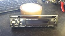 PANASONIC CQ DP800E CD FACE OFF FRONT SECURITY PANEL ONLY,POP OF FASCIA,