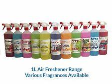 REFRESH Air Freshener 500ml Spray - Car Valeting/Home/Office - BUBBLEGUM