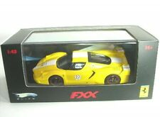 Ferrari FXX (amarillo) N° 22