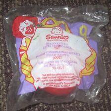 1999 - 2000 Hello Kitty McDonalds Happy Meal Toy - Apple Combo Lock #9