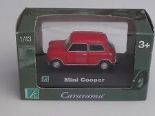 CARARAMA - MINI COOPER -  MINT & BOXED