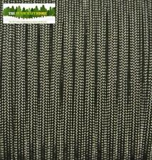 550 PARACORD US GSA COMPLIANT CONTRACTOR - 100 feet - NOT A CHINESE FAKE!!