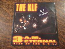 45 tours the KLF 3 A.M. eternal