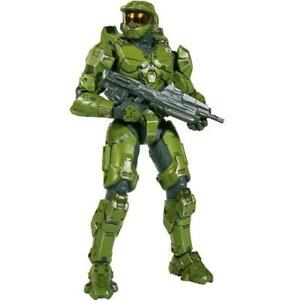 """HALO Infinite The Spartan Collection Master Chief 6.5"" Figure"" w/Game Add-Ons"