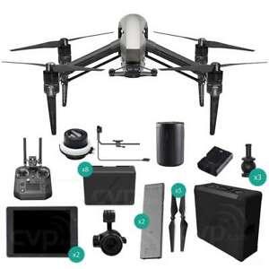 DJI Inspire 2 Quadcopter Drone - Gray