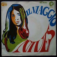 Nives-Travel/I want to dedicate... 45 RPM 1968 mamas and papas beat EX/VG +