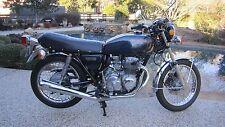 VARNISH BLUE Custom Mix Paint for Honda Motorcycles- PINT- CB400F 1975