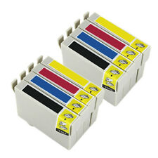 8 cartuchos tinta  non oem para Epson XP255 XP257 XP352 XP355 XP452 XP455 29XL