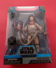 STAR WARS ELITE SERIES BAZE MALBUS - ROGUE ONE - DISNEY 15 CM EN METAL - R 3449
