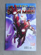 INVINCIBLE IRON MAN VOL 1 N° 25 A 33 THE RESILIENT SET COMPLET VO NEAR MINT