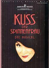Kuss der Spinnenfrau - Musical-Programm - Raimund R Theater