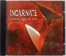 Incarnate - A Dark Age Of Lies (CD) (Metal/ Punk)