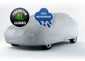 Land Rover Range Rover 2003-2011 Car Cover HSE LUX