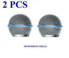 Metal Screen Microphone Grille for Shure SM58 Beta58 Beta58A Grille Replacement