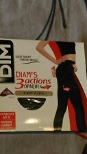 Dim Diam's 3 Actions  EXPERTISE OPAQUE TAILLE 4  opaque  NEUF