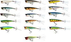 Yo-Zuri 3DB Popper Floating 3 inch Topwater Popper Bass & Inshore Fishing Lure