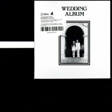 John Lennon & Yoko Ono - Wedding Album NEW CD