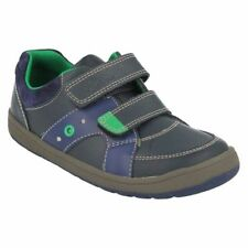 Pop Shoes for Boys with Hook & Loop Fasteners