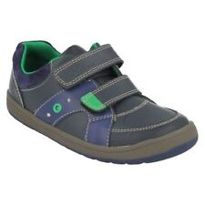 Leather Shoes for Boys with Lights