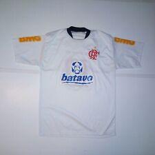 Flamengo 2010 away football jersey shirt. Medium mens. ADRIANO 10