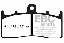 FIT BMW  R1150 RS (Integral ABS) 01>04 EBC FRONT SINTERED BRAKE PADS