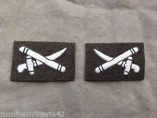 Excellent WW2 British Army General Officers Battledress Cloth Rank Sword & Baton