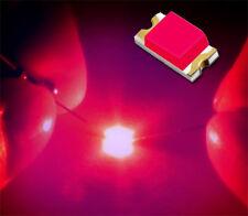 100 Stück SMD LED 1206 pink 2.8 - 3.2V, 130-150 mcd