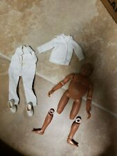 "1981 DUKES OF HAZZARD 8"" mego doll -- BOSS HOGG -- read description see pics"