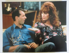 KATEY SAGAL signed 11x14 photo MARRIED WITH CHILDREN PEGGY BUNDY EXACT PROOF