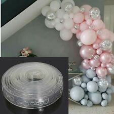 5M DIY Balloon Arch Garland Kit Birthday Wedding Baby Shower Hen Party UK Supply