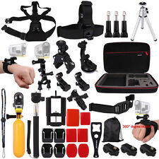 Chesty+Head Mount Accessories Pack for Sony Action Cam HDR-AS15/20/AS30/AS100V