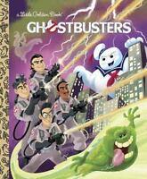 Ghostbusters (Ghostbusters) (Little Golden Book) by Sazaklis, John, Good Book