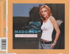 Madonna Love Profusion CD MAXI