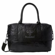 Hummel Jet Medium Weekend Bag - UNISEX Sport Umhängetasche Schwarz Reise
