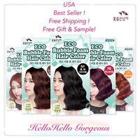 [Free Gift + Sample] SoMang Beauty Credit Eco Pure Bubble Foam Hair Color-10kind