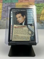 SHIPS SAME DAY The X-Files Card LP/NM Agent Fox Mulder Ultra Rare Premiere 1996