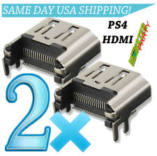 2 Brand New SoNY PS4 Hdmi port socket part Replacement All models Connector