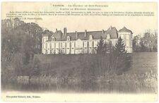 CPA 08 - FAGNON - Le Château de SEPT-FONTAINE - Canton de Mézières
