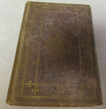 Antique 1869 Geoffrey the Knight A Tale of Chivalry HC Engravings Gustave Dore