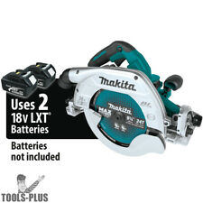 """New listing Makita Xsh10Z 9-1/4"""" Circular Saw w/Guide Rail Compatible Base (Tool Only New"""