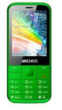 """Archos F28green Cell. DB 2.8""""240x320 Mp3 D.sim Micro SD BT Verde -"""