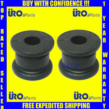 MERCEDES SUSPENSION STABILIZER BAR BUSHING SET OF (X2) 190E 300E URO 1243234985