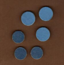 400 Bingo Game Markers Chips Replacement Parts Pieces Hasbro Parker Bros Blue