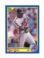 1990 Score #508 Joey Belle Cleveland Indians Rookie Card