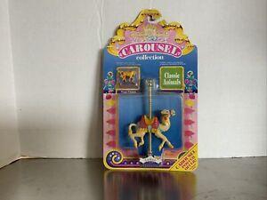 1990 Matchbox Carousel Collection Cameo (CAMEL) Classic Animals