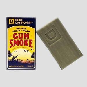 Duke Cannon Gun Smoke Big Ass Brick of Soap for Men 10 oz  Made USA