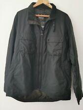 BNWT Barbour International Tennant Waxed Sage Jacket Size XXL * NEW * RRP £229