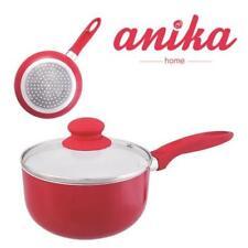 Padelle rosso antiaderente in ceramica