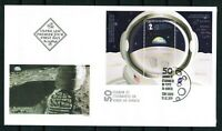 BULGARIA 2019 SPACE 50 Years since the MOON LANDING - FDC