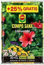 COMPO - Tierra Maceta Sana Universal Compo 20+5 L